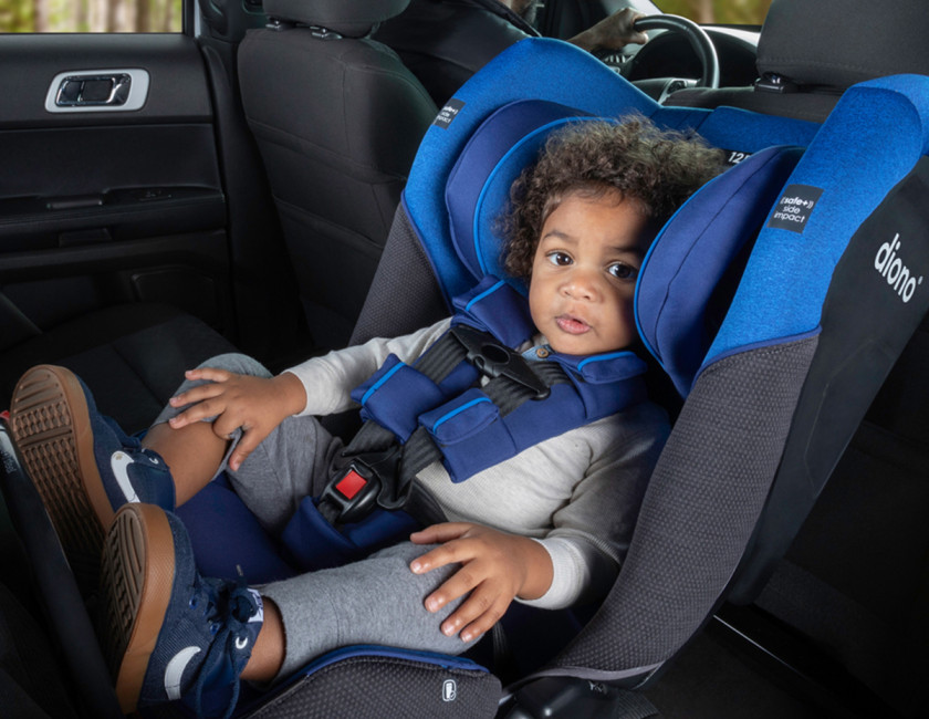 What are the benefits of rear-facing?